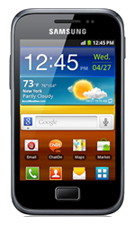 Samsung Galaxy Ace Plus (GT-S7500) Netzentsperr-PIN