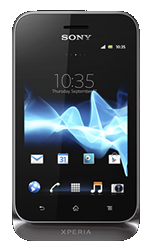 Sony Xperia tipo dual.fw